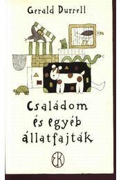 Családom és egyéb állatfajták - Régikönyvek