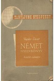 Német nyelvkönyv I. rész - Régikönyvek