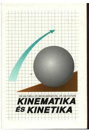 Kinematika és kinetika - Régikönyvek