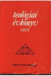 Teológiai Évkönyv 1975 - Régikönyvek