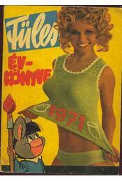Füles évkönyve 1971 - Régikönyvek
