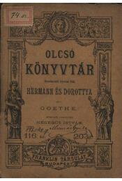 Hermann és Dorottya - Régikönyvek