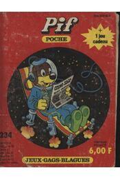 Pif Poche 234 - Régikönyvek