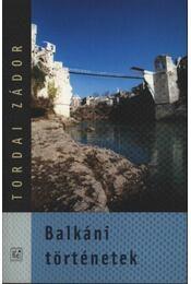 Balkáni történetek - Régikönyvek