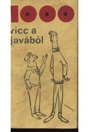 1000 vicc a javából - Régikönyvek