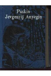 Jevgenyij Anyegin - Régikönyvek