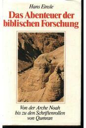Das Abenteuer der biblischen Forschung - Régikönyvek