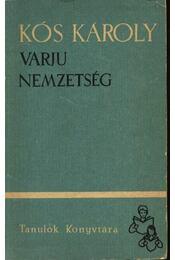 Varjú nemzetség - Régikönyvek