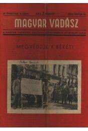 Magyar Vadász (1950. június 10.) - Régikönyvek