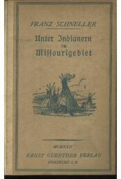 Unter Indianern im Missourigebiet - Régikönyvek