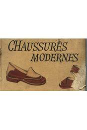 Chaussures modernes - Régikönyvek