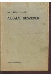 Alkalmi beszédek - Régikönyvek