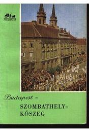 Budapest-Szombathely-Kőszeg - Régikönyvek