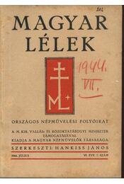 Magyar Lélek 1944.július - Régikönyvek