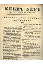 Kelet népe - VII. évfolyam, 9. szám - Régikönyvek