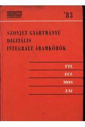 Szovjet gyártmányú digitális integrált áramkörök - Régikönyvek