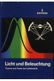 Licht und Beleuchtung - Régikönyvek