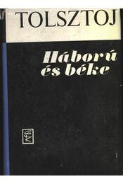 Háború és béke I-II. kötet - Régikönyvek