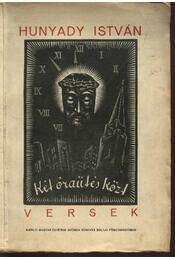 Két óraütés közt (1934-1937) - Régikönyvek