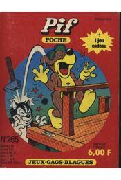 Pif Poche 265 - Régikönyvek