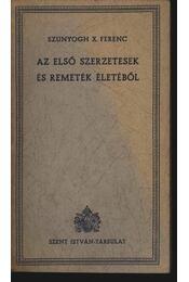 Az első szerzetesek és remeték életéből - Régikönyvek