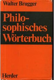Philosophisches Wörterbuch - Régikönyvek
