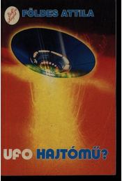 UFO-hajtómű? - Régikönyvek