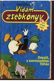 Donald, a szerencsétlen flótás - Régikönyvek