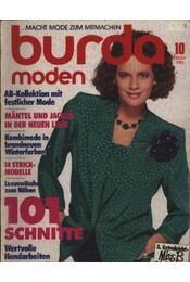 Burda 1985/10. - Régikönyvek