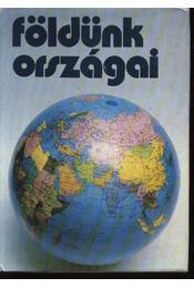 Földünk országai - Régikönyvek