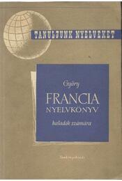 Francia nyelvkönyv haladók számára II. rész - Régikönyvek