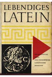 Lebendiges Latein - Régikönyvek