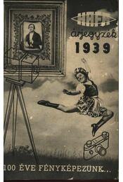 Hafa árjegyzék 1939 - Régikönyvek