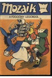 A függöny legördül (Mozaik 1978/1.) - Régikönyvek