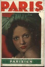 Paris magazine 1934. 39. szám - Régikönyvek