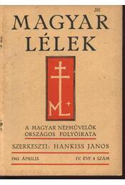 Magyar Lélek 1942.április - Régikönyvek