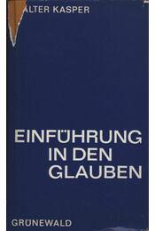 Einführung in den Glauben - Régikönyvek