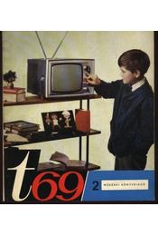 Technikai érdekességek T69/2 - Régikönyvek