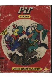 Pif Poche 188 - Régikönyvek