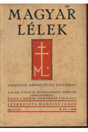 Magyar Lélek 1944.június - Régikönyvek