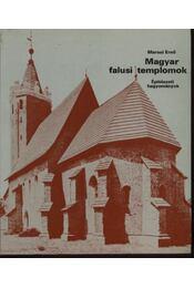Magyar falusi templomok - Régikönyvek