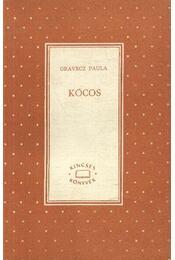 Kócos I-II. kötet - Régikönyvek