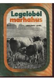 Legelőből marhahús - Régikönyvek