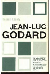 Jean-Luc Godard - Régikönyvek