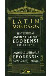 Latin mondások 2. - Régikönyvek