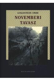 Novemberi tavasz - Régikönyvek