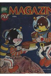 Pajtás Magazin 1984. - Régikönyvek