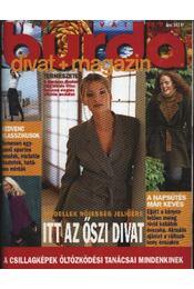 Burda 1998/9. szeptember - Régikönyvek