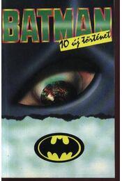 Batman (10 új történet) - Régikönyvek