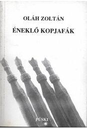 Éneklő kopjafák - Régikönyvek